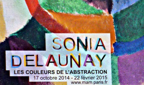 Sonia Delaunay, les couleurs de l'abstraction
