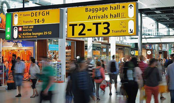 Cibi e bevande e altri liquidi non ammessi nel bagaglio a mano sugli aerei