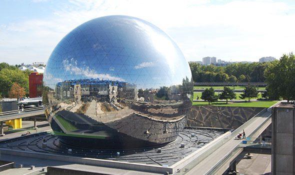 La Géode di Parigi, un cinema 3D come non l'avete mai visto