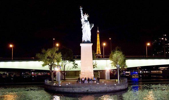 Le 5 Statue della Libertà di Parigi, ecco dove si trovano