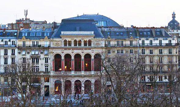 La Gaîté Lyrique di Parigi, un affascinante tempio della cultura digitale