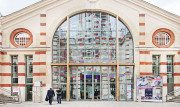 Il 104, centro d'arte e di rinnovamento culturale a Parigi