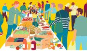La Ruche Qui Dit Oui, prodotti alimentari dal produttore al consumatore a Parigi