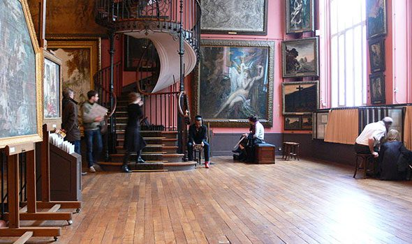 Il Museo Gustave Moreau: per immergersi completamente nell'arte simbolista a Parigi
