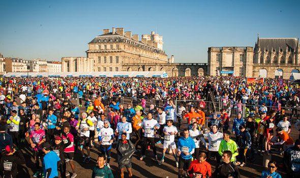 Semi Maratona di Parigi 2015