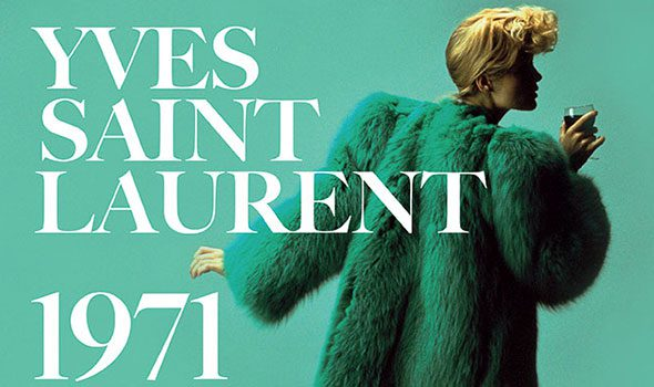 Yves Saint Laurent 1971. La collection du scandale