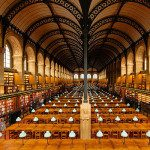 La Biblioteca Sainte-Geneviève, il paradiso degli studenti di Parigi