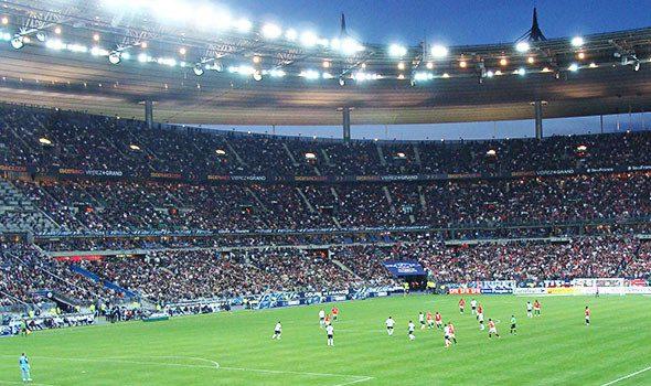 """Lo """"Stade de France"""", il più grande e prestigioso stadio di Francia"""