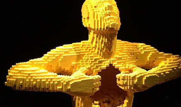 The Art of The Brick (Lego®)