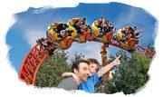 """Il Parco di divertimento """"Le PAL"""": la savana in Francia"""