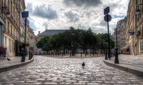 "Place Dauphine, il ""sesso"" di Parigi"