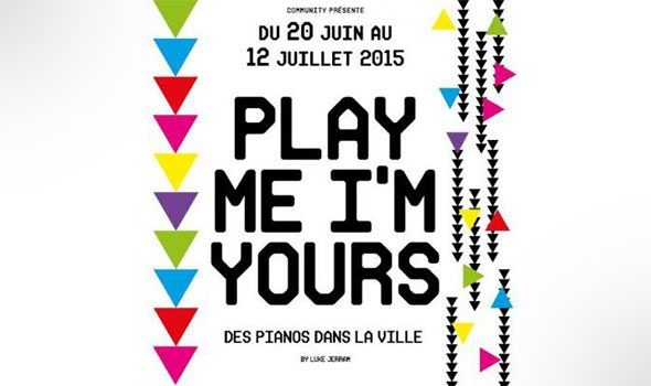 Play Me I'm Yours 2015
