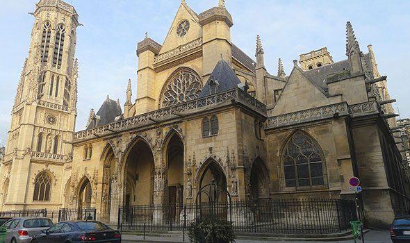 La Chiesa di San Germano d'Auxerre: eleganza gotica a Parigi