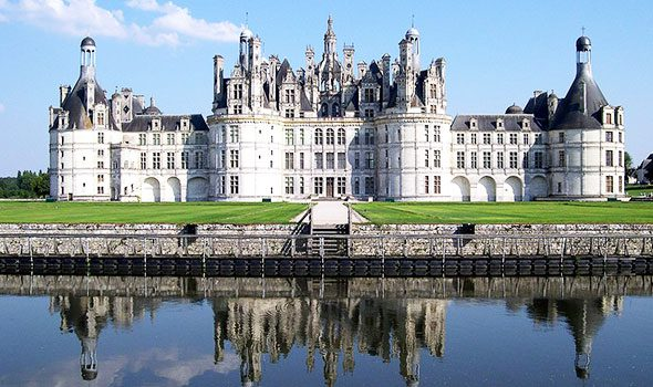 castello-chambord