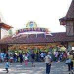 Il Nigloland, parco dei divertimenti immerso nella natura francese