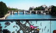 10 foto del Pont des Arts dopo la rimozione dei lucchetti dell'amore