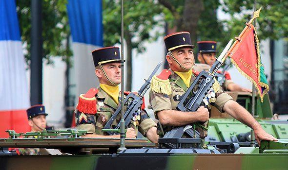 Parata Militare del 14 luglio 2015