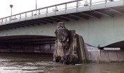 Lo Zuavo del Pont de l'Alma (con cui si misura il livello della Senna)
