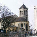 Chiesa di St-Pierre de Montmartre: una delle più antiche di Parigi