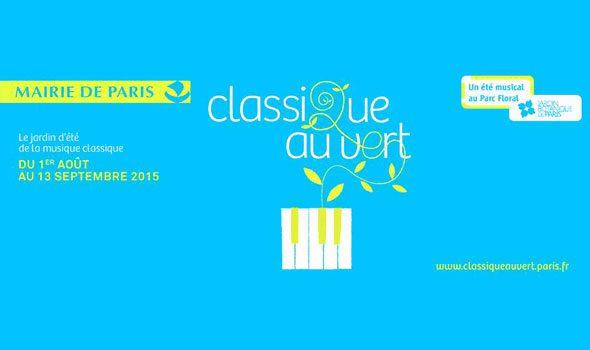 Festival Classique au Vert 2015