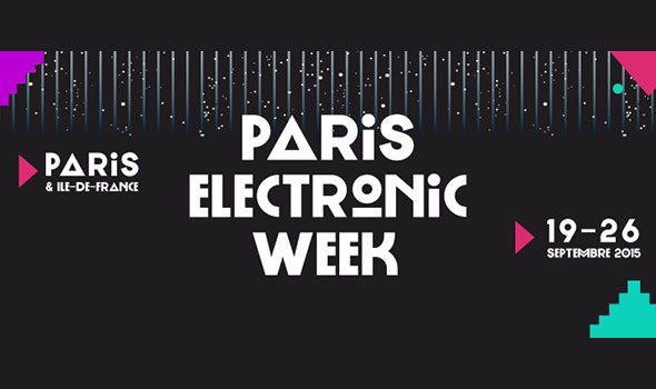 Paris Electronic Week 2015