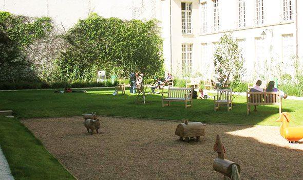 Jardin Rosiers – Joseph Migneret, il giardino segreto del Marais