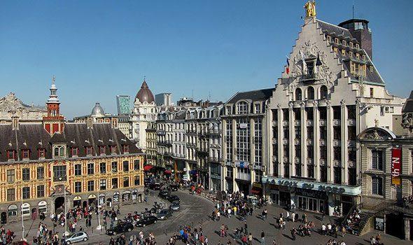 Lille, città d'arte e storia nel nord della Francia