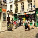 Il quartiere ebraico di Parigi, la zona più antica e multietnica della capitale francese