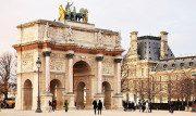 L'Arco di Trionfo del Carrousel di Parigi, un maestoso monumento a due passi dal Louvre