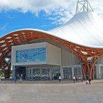 Il Centro Pompidou-Metz, un gioiellino per gli amanti dell'arte contemporanea