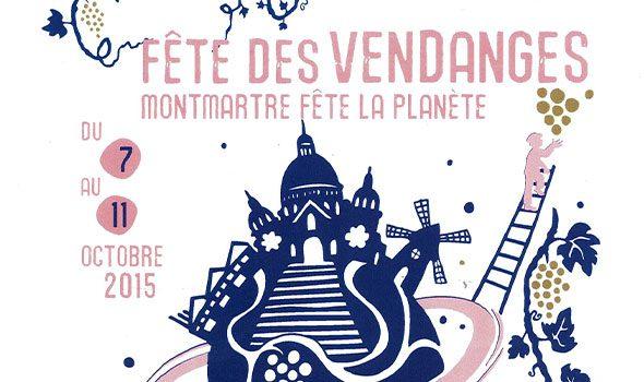 Festa della Vendemmia di Montmartre 2015