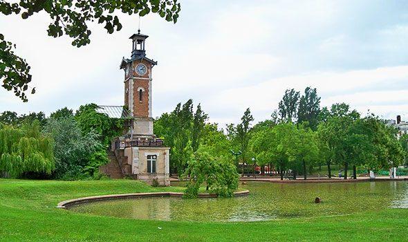 Il Parco Georges-Brassens di Parigi, un'area verde tutta da vivere