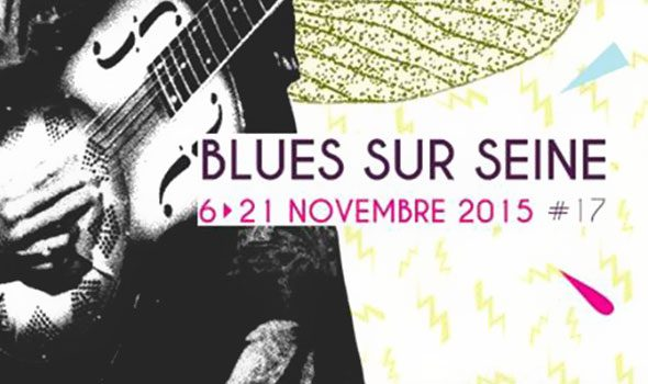 Blues sur Seine 2015