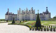 Castello di Chambord, il più vasto ed imponente della Loira