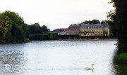 L'elegante Castello di Rambouillet, il parco e l'immensa foresta circostante