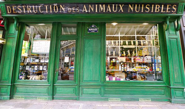 """""""Aurouze"""", il negozio di trappole per topi più famoso al mondo"""