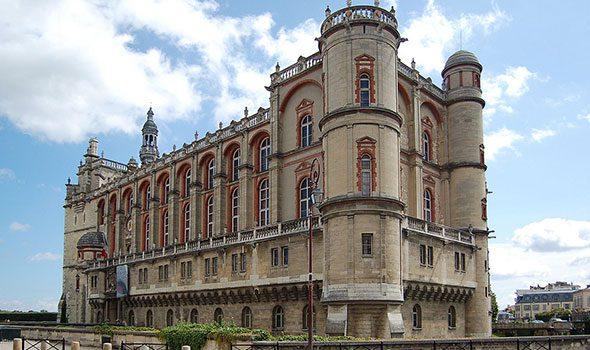 Il Castello di Saint-Germain-en-Laye e il magnifico Museo di Archeologia