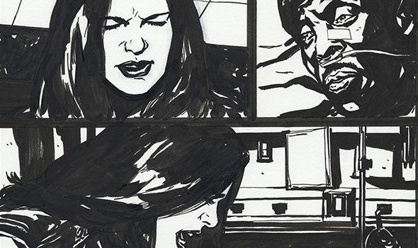 L'arte di Jessica Jones
