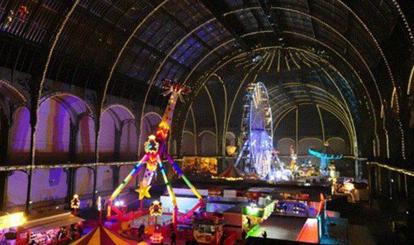"""""""Jours de fête"""" al Grand Palais 2015"""