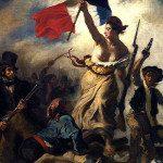 Marianne, rappresentazione allegorica della Repubblica Francese