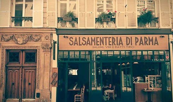 La Salsamenteria di Parma: un'osteria 100% emiliana a Parigi