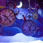 Natale a Parigi: le spettacolari vetrine addobbate a festa