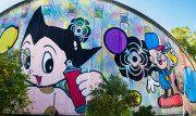 """""""Heroic Parade"""", la più grande opera di street art d'Europa alle porte di Parigi"""