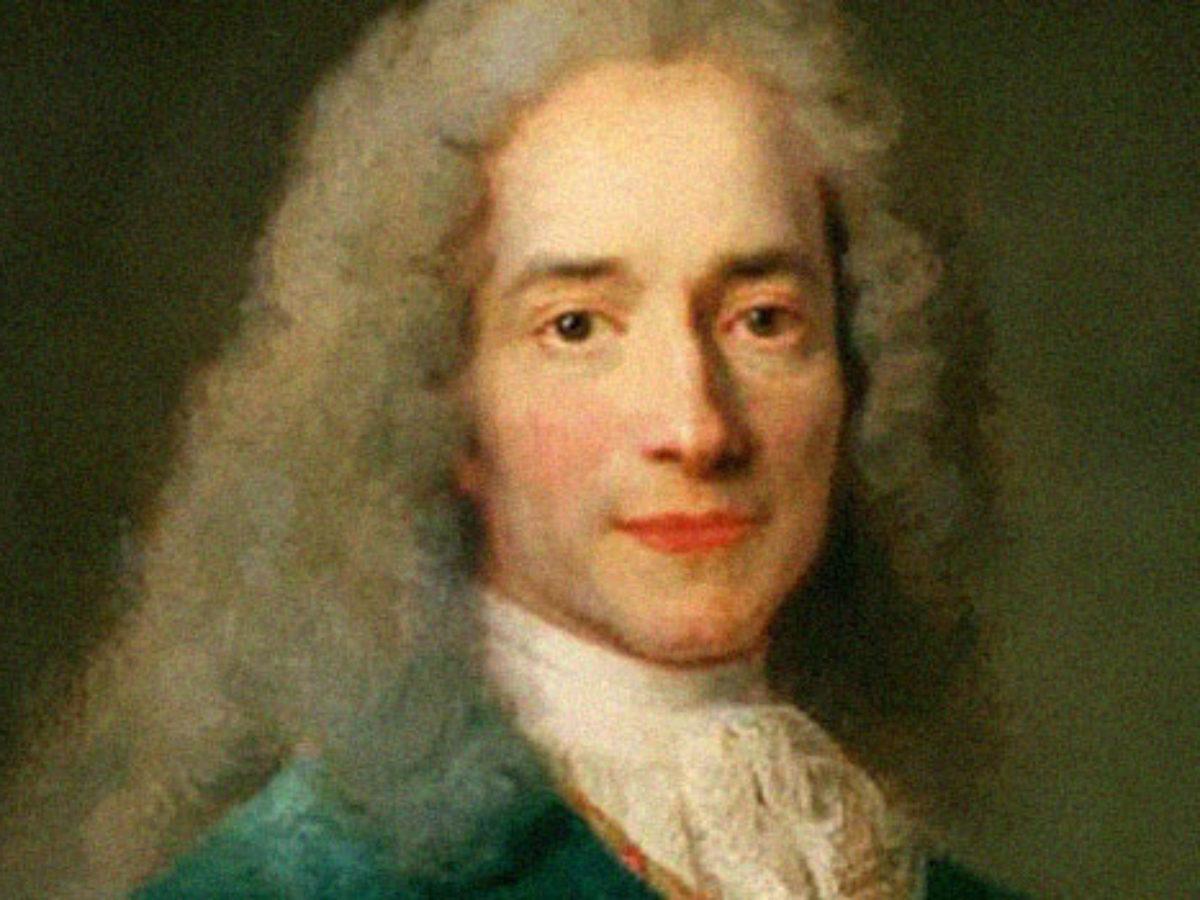 Le 20 Piu Belle Frasi Di Voltaire