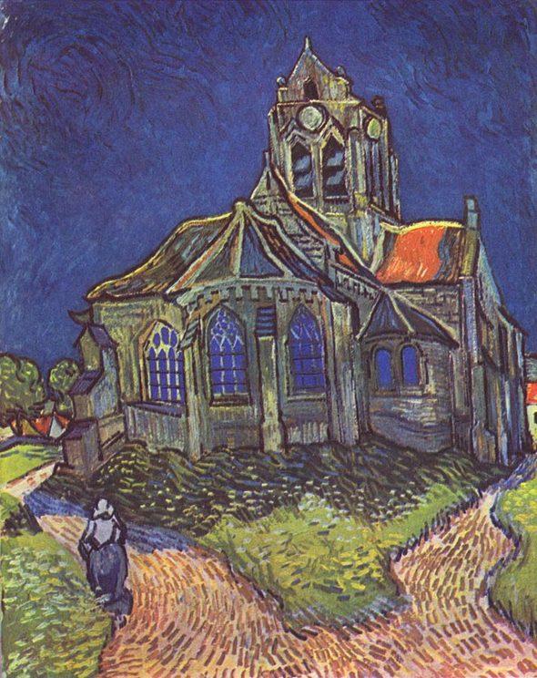 la-chiesa-di-auvers