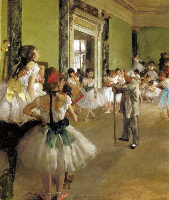 la-classe-di-danza