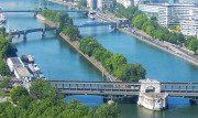 L'Isola dei Cigni a Parigi, un romantico angolo di natura in mezzo alla Senna