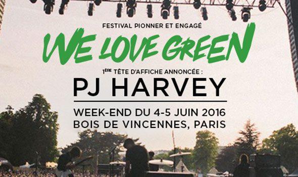Festival We Love Green 2016