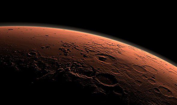 Explorez Mars