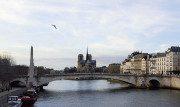 Il Pont de la Tournelle di Parigi e la leggenda della statua di Santa Genoveffa